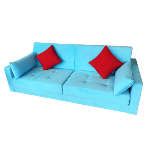 Koncept Sofa Bed Baby Blue