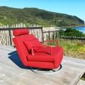 SMOOCH Executive Sofa Red