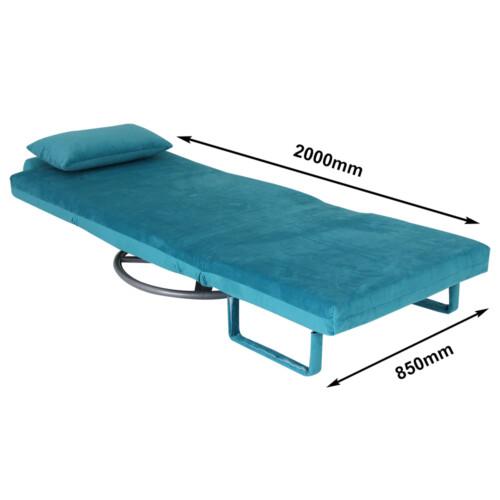 SMOOCH Executive Sofa Bed Dimensions