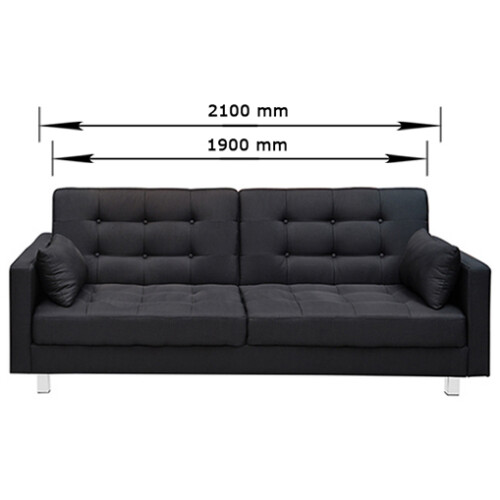 Koncept Double Sofa Bed Dimensions