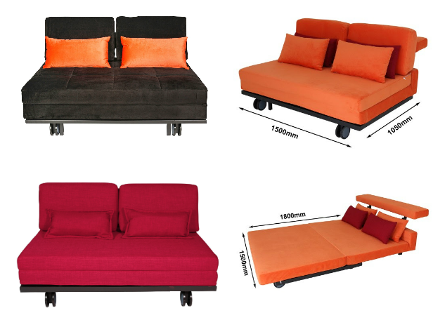 New Yorker Sofa Bed