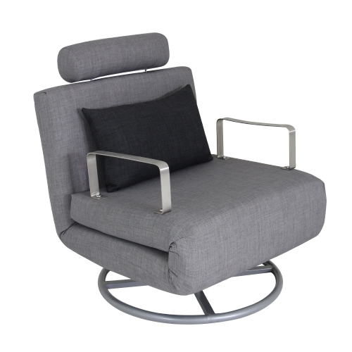 SMOOCH Executive Sofa Bed Grey