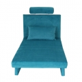 SMOOCH Executive Sofa Bed Jade