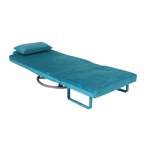 SMOOCH Executive Sofa Bed Turquoise