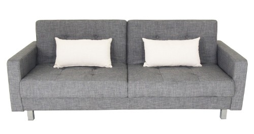 Koncept Double Sofa Bed Light Grey