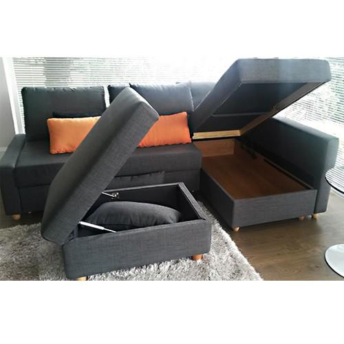 Sofa Bed Auckland Cheap: Monroe Corner Sofa Bed