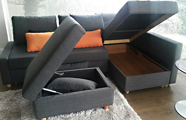 Sofa Beds with Storage